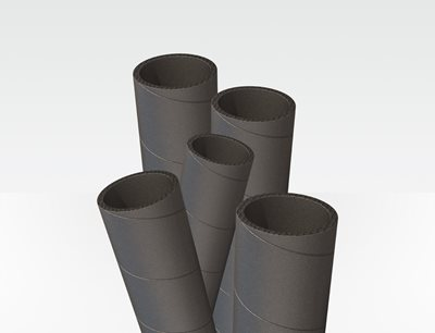 Productfoto Thumb Insulated Mass Flow Duct